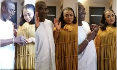 Kwam 1 Legally Marries Opeyemi, His Partner Of Many Years To Mark His 61st Birthday