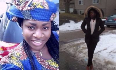 A Nigerian lady has shared the story of how she became a landlady in Canada after her humble beginnings in Nigeria. The story can be titled 'From Grass to Grace' because the lady, Princess Tholu E Fholarin, narrated how she was ridiculed by friends at various stages of her life.  The lady travelled to Canada in 2005 after the death of her father in Nigeria but before she travelled She said she hawked sachet water on the streets of Lagos adding that she was grateful to God that her sufferings and struggles are finally over. Princess Tholu E Fholarin shared her grass to grace story on Facebook, On March 5, 2018. I became a first time homebuyer in Canada. I Esther own a home in Canada, YH I AM SURE YOU SAID Woooooow……… I looked back from how it all started when my dad died in 1997, when we thought all hope was lost. i remembered having to hawk satchet water on the street of Lagos. I came to Canada in 2015 as a student having to work part time and study. i would come to class and sleep and my colleagues will wake me up and laugh. But the days of suffering is over. I am grateful to God for making my life a testimony. I am not going to preach,i just want to use this medium to say Trust and Obey God. God has a plan for everyone,just take a second to listen and ask for he right direction, when you think the door is shut, please push harder because sometimes hard work and commitment will get you what you want. I am proud of the woman i have become through Christ, i am happy that i feel accomplished before clocking 30 years. I never gave up, and i am grateful to my friends i have made and met over the course of my life as you were all there for a reason and i appreciate you all. Thanks to my family and friends for all your prayers and support and i pray that May God Almighty grant you all your heart desires.