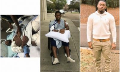 Man Shares Testimony After Surviving 22 Gunshots And 4 Months In Jail