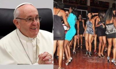 Men Who Sleep With Prostitutes Are Criminals – Pope Francis