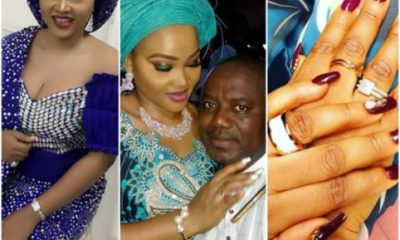 Mercy Aigbe And Lanre Gentry Back Together? (photo)