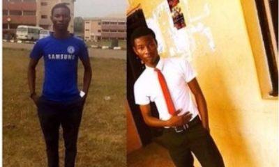 Missing Uniosun Student Found Flexing With His Girlfriend(photos)