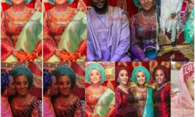 More Photos From Fatima Dangote And Jamil Abubakar's Wedding