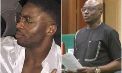 Nigerian Lawmaker's Son killed In London, Years After Honored For Bravery