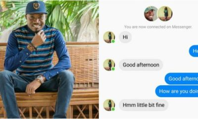 Nigerian Man Exposes Lady Who Harassed Him For Ignoring Her Chats