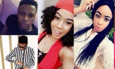 BBNaija: Nina's Boyfriend Collins Deletes All Her Pictures On IG