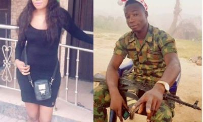 Nollywood Actress Beaten By Soldier To Receive N1million