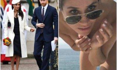 Nude Photos Of Meghan Markle Hits The Internet