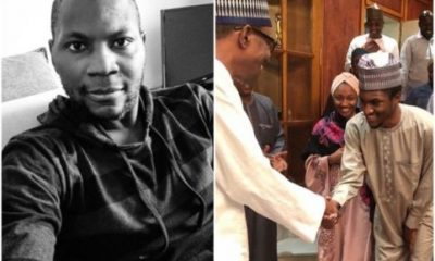OAP Sensei Uche Battling With Cancer, Writes An Open Letter To Yusuf Buhari
