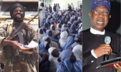 No Ransom Paid For 101 Dapchi Girls Released, Presidency Says