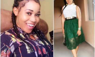 I'm A Virgin And Only Rich Men Make Me Wet- Actress Crowncy Anyanwu