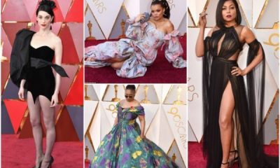 Oscars 2018: Check Out The Worst-Dressed Stars On The Red Carpet