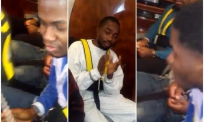 Outrage As U.S Deports Congolese In Chains And Diapers