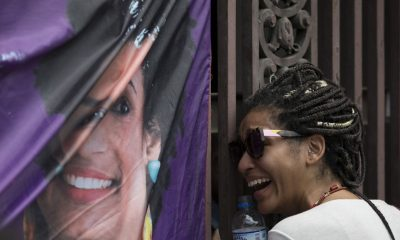 Outspoken Rio Council Woman Who Fought For The Marginalized Is Shot To Death; Thousands Mourn