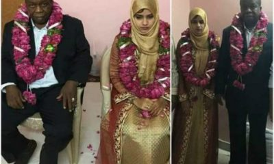15-Year-Old Indian Girl Married To A 60-Year-Old Nigerian Man