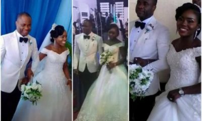 Photos From Wedding Of Former Catholic Priest, Patrick Edet In Akwa Ibom