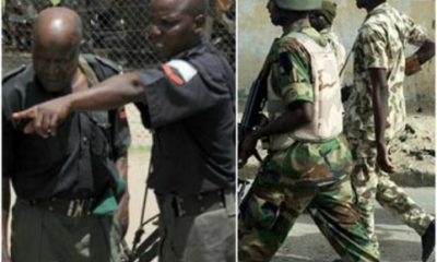 Policeman kills Soldier During Argument In Delta