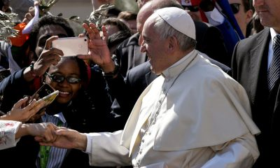 Pope Urges Young People Not To Remain Silent