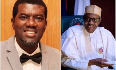 'President Buhari Should Be In A Retirement Home' – Reno Omokri