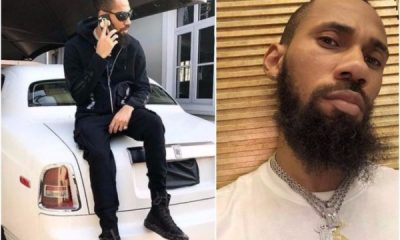 Rapper Phyno Shows Off His Newly Acquired Rolls Royce Phantom