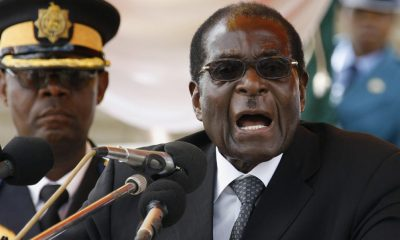 South Africa Let Me Down, Says Ousted Mugabe