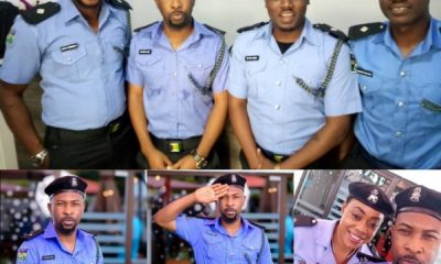 Ruggedman Speaks Out On His Trending Photos In Police Uniform