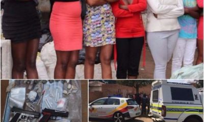 South African Brothel Where Nigerians Were Arrested, To Be Demolished