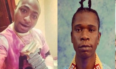 Speed Darlington Slams Davido, Says He Might Be Richer Than Him