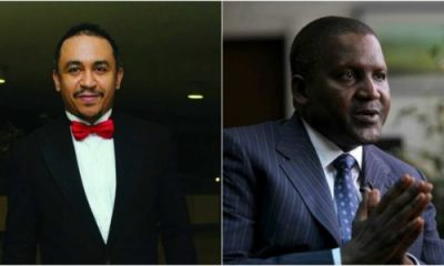 Stop Listening To Adeboye If You Want To Be Like Dangote – Daddy Freeze