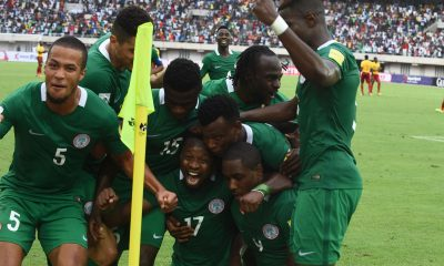 Rohr's Super Eagles Better Equipped To Excel Than 1994 Set, Says Amokachi, Aghahowa