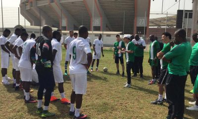Mikel, Moses Cannot Win Matches Alone, Says Rohr
