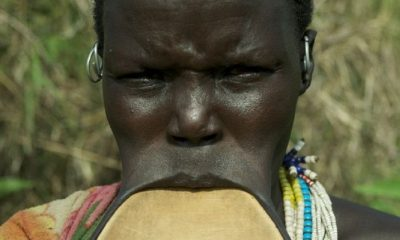 The Ethiopian Tribe Where A Lip Plate Makes You More Attractive