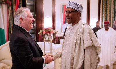 U.S. Sack OfTillerson Can't Affect Nigeria, Says Federal Government