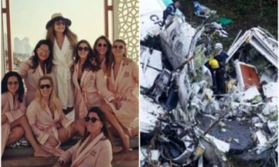 Turkish Socialite And 7 Friends killed In Plane Crash After Her Bachelorette Party