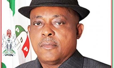 """""""I See A Country Where Women Participate In The Highest Level Of Politics, Since We Have Failed As Men"""" – PDP Chairman Uche Secondus"""