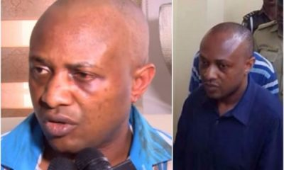 Videos Of Evans Confessing To Armed Robbery, kidnapping Played In Court