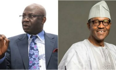 What Was Buhari Doing In Kano With Dapchi Girls Still Missing? – Bakare