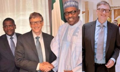 Why I spoke Directly To Nigerian leaders – Bill Gates