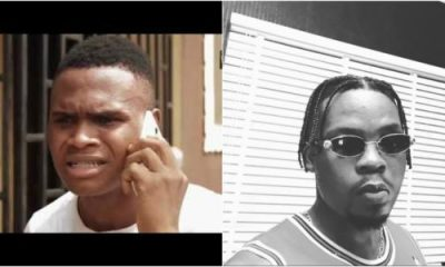 Why Olamide Is Unhappy With My Version Of Science Student – Oluwadolarz