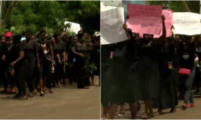 Women Protest Gang-Rape Of Farmer's Wife In Cross River Community