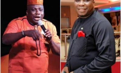 Yes, I Am Not Funny But I'm Hardworking– Comedian Gbenga Adeyinka