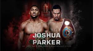 My Fight With Parker Will Make History – Joshua