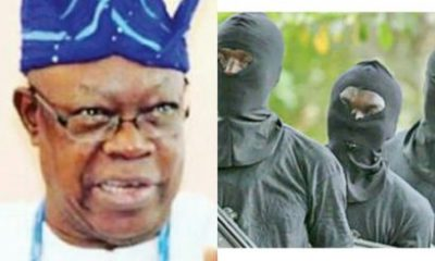 Kidnappers Release Ibadan Chief's Twins