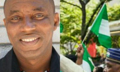 Sowore – Even In My Sleep, I Will Run Nigeria Better Than Current Leaders