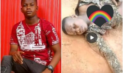 20-Yr-Old ANSU Student Shot Dead In Intra-Cult Clash
