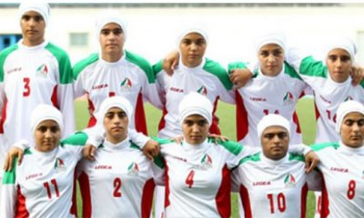 Shocking: Eight Members Of Iran's Women's Soccer Team Are Men