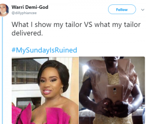 """Lady Shares Hilarious Photo On Today's Episode Of """"What She Ordered Vs What She Got"""""""