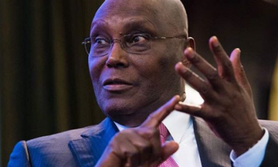 """""""The Weapon To fix Nigeria Is Not One From A Foreign Government, But One That Is Found Within"""" - Atiku Abubakar"""