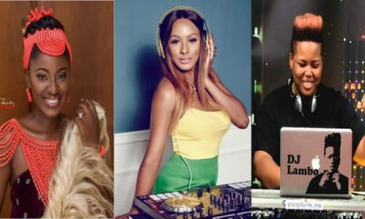Actress Yvonne Jegede Shades DJ Cuppy And Other Female Deejays