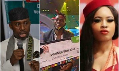 BBNaija: Imo state Government To Host Miracle And Nina